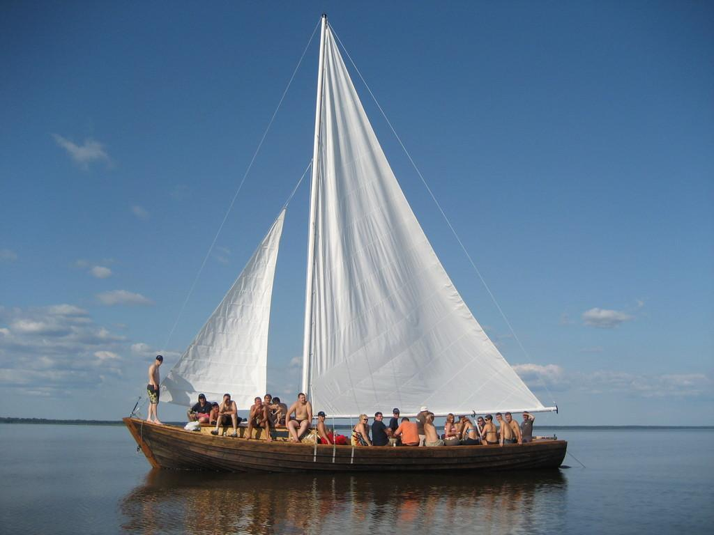 'Liisu' sailboat