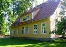 Museum of Tuglas in Ahja rural municipality