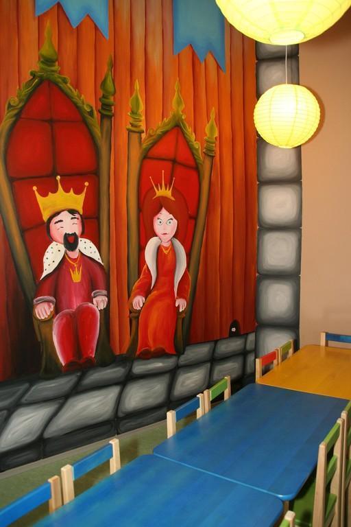 Party room in Mürala Playground
