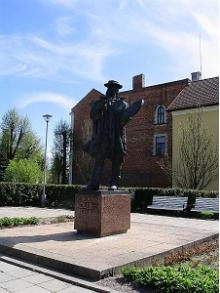 Monument to Johann Köler