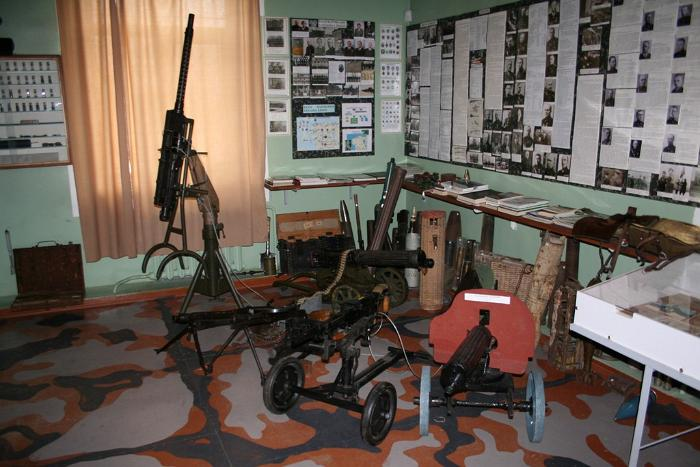 Permanent Exhibition of Patriotic Education