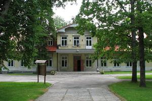 Manor – Administrative Building of the Museum
