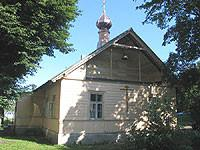 St. Panteleimon's Orthodox Church in Paldiski