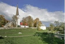 St. Nicholas Church in Kose