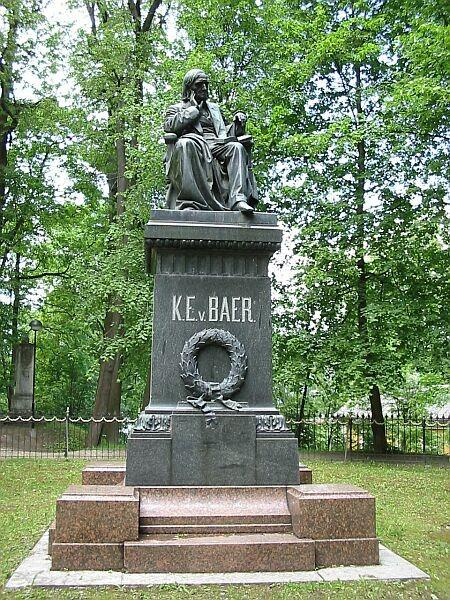 Monument to Baer