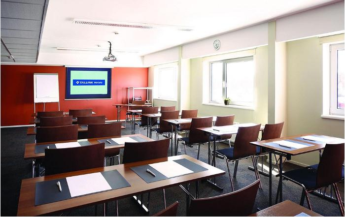 Tallink Express Hotel – conference room