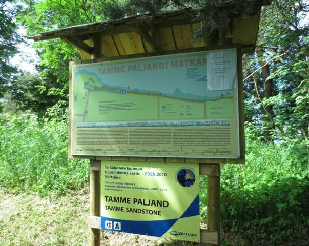 Tamme Outcrop Hiking Track