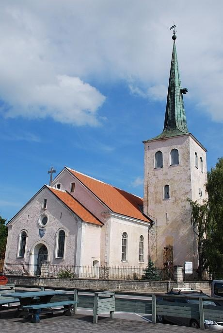 Paide Holy Cross Church