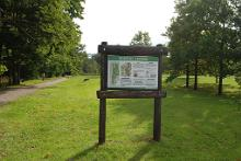 Rakvere oak grove – study trail