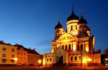 Alexander Nevsky Cathedral