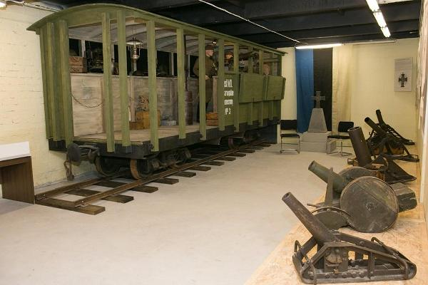 Military Equipment Museum of Saaremaa