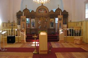 Haapsalu Maria-Magdaleena Church – interior view