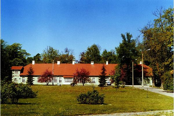 Long House of the Hiiumaa Museum