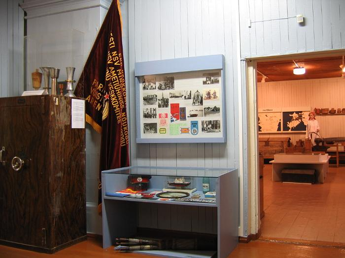 Hiiumaa Museum Kassari Exhibition House