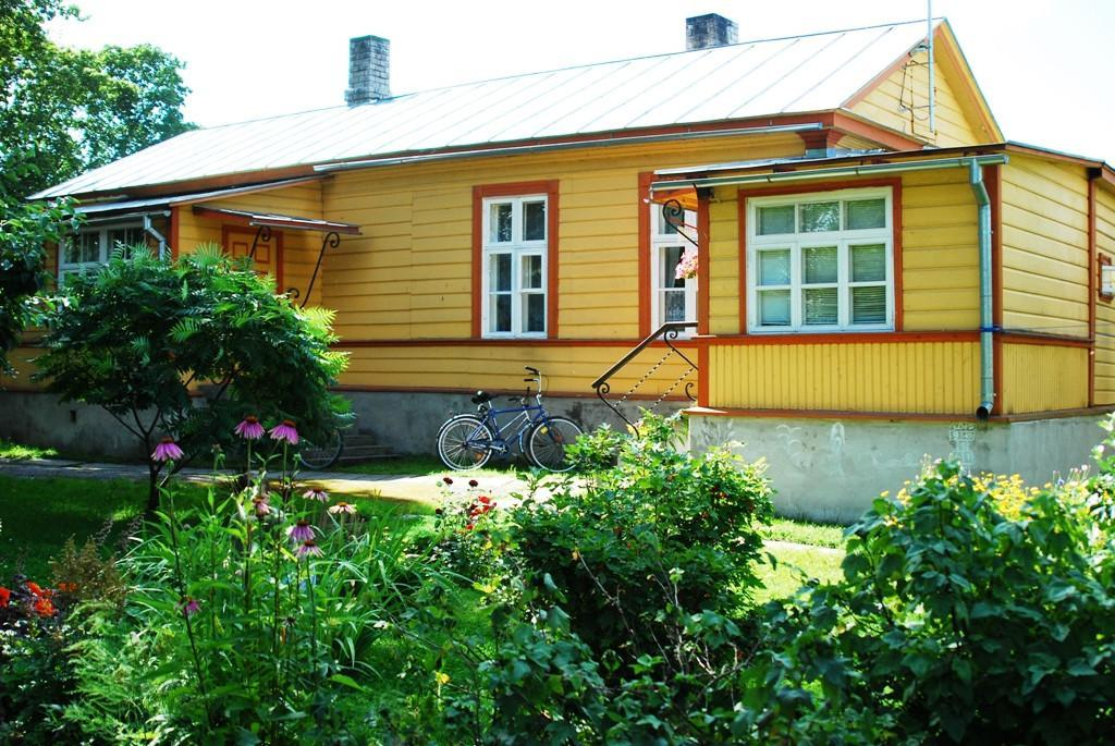 Childhood Home of Ilon Wikland