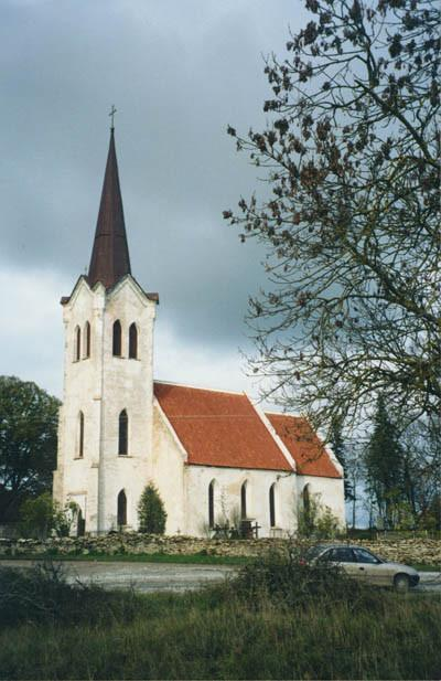 Church of Blessed Virgin Mary in Jõelähtme