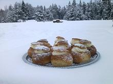 Come skiing or enjoy Shrove Tuesday in Kõrvemaa!