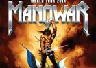 Heavy metal concert: Manowar