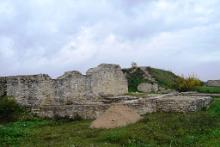 Ruins of Lihula Stronghold