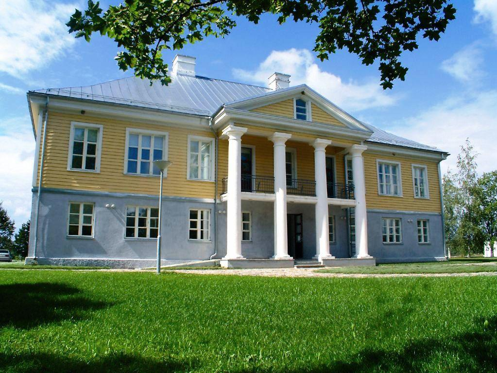 Matsalu National Park and Penijõe Manor