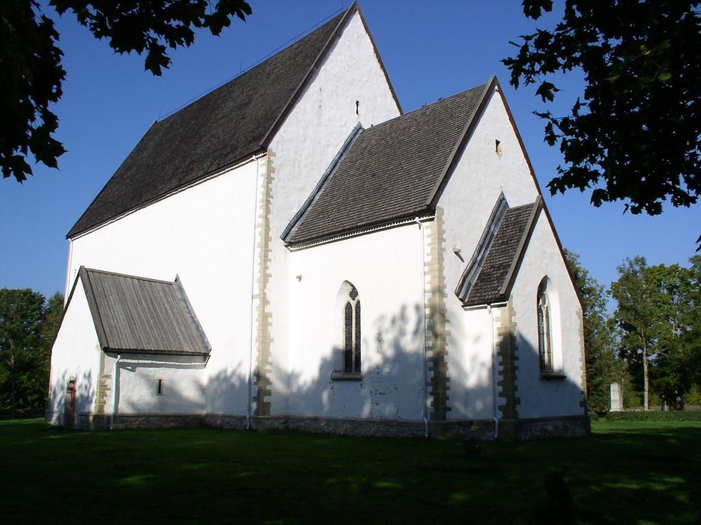 Katharinenkirche in Muhu
