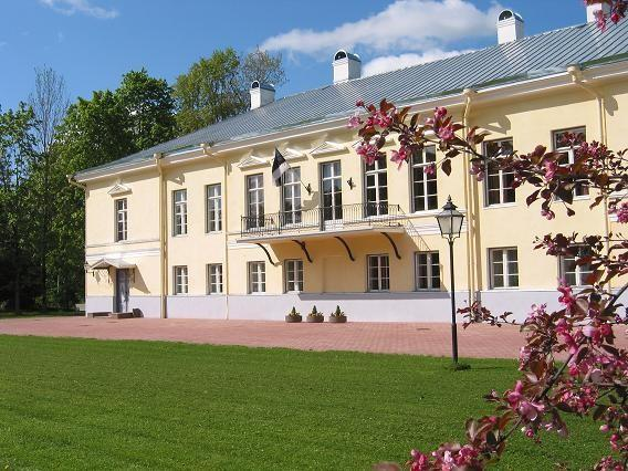 Mäetaguse Manor – main building