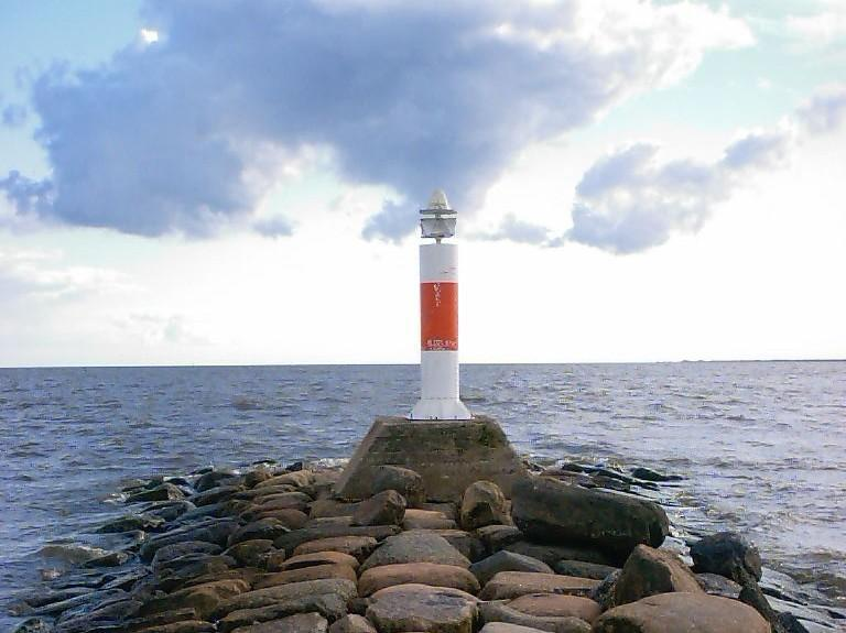 The Pärnu Jetty