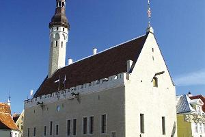 Tallinn Town Hall and Town Hall Cellar