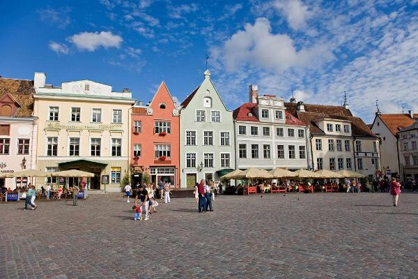 Tallinn Family Walking Tour