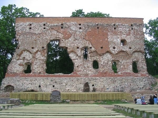 Ruins of the Viljandi Order Castle