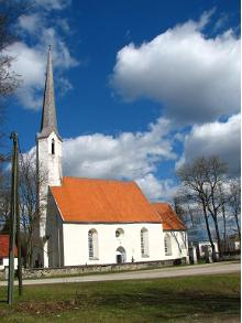Vike-Maarja Church