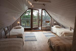Hayloft Room
