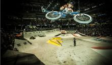 The World's premier BMX and skateboarding contest Simple Session 2014