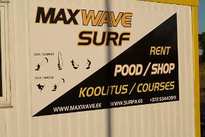 MaxWave Surf Shop