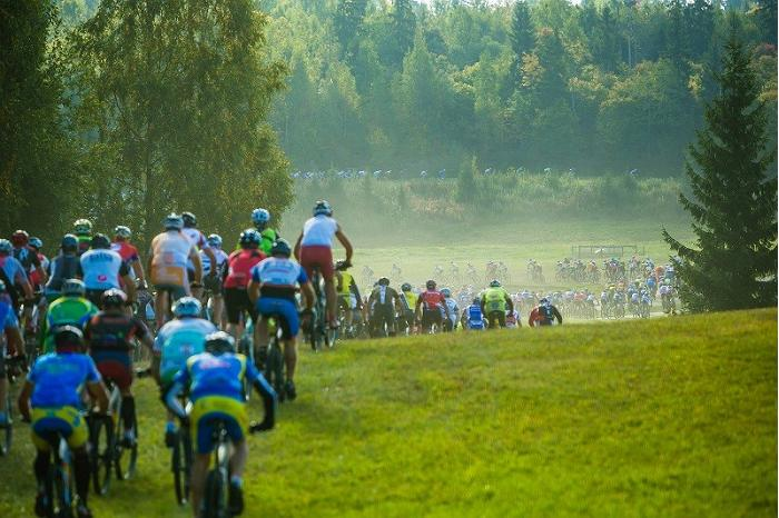 SEB Tartu Cycling Rally (road cycling, 133/71 km)