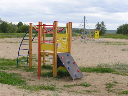 Kunda beach playgrounds