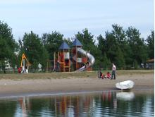 Kuressaare beach