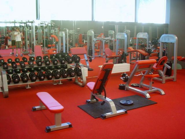 E-Piim Sports Hall Gym