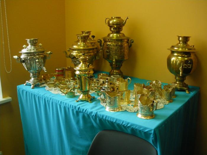 """Exhibition """"Samovars and Old Believers"""""""