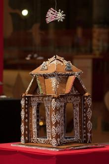 'Gingerbread Mania' - gingerbread art and design exhibition