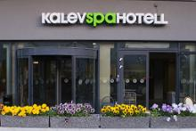 Wellnessbereich von Kalev-Spa