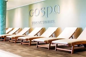 GOSPA saunas and pools