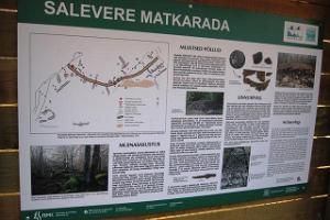 Salevere Hiking Trail