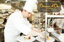 Best of Estonian gastronomy at Bocuse d'Or