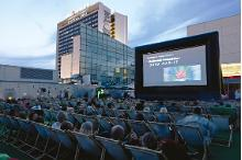 The Rooftop Cinema's 5th season is about to start