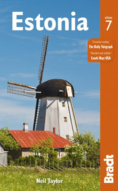 Award-winning Bradt guidebook explains Estonia