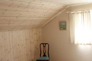 Bedroom on the first floor