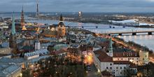 Latvia: nature, festivals and architecture