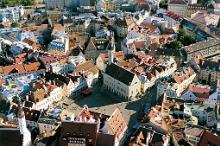 Tallinns Medieval Old Town