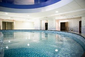 Water and sauna centre